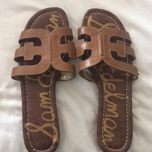 NWOT Sam Edelman Greece sandals.